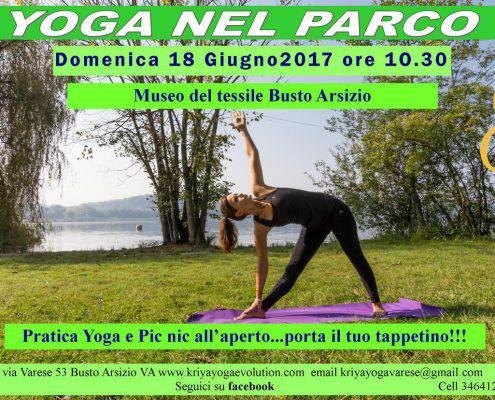 eventi yoga-nel-parco-kriya-yoga-evolution-busto