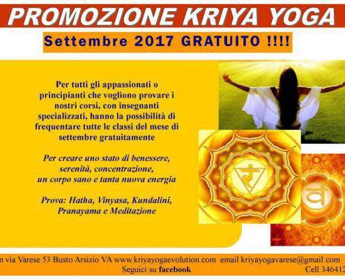 eventi yoga-promozione-yoga-settembre-gratuito-kriya-yoga-evolution-busto