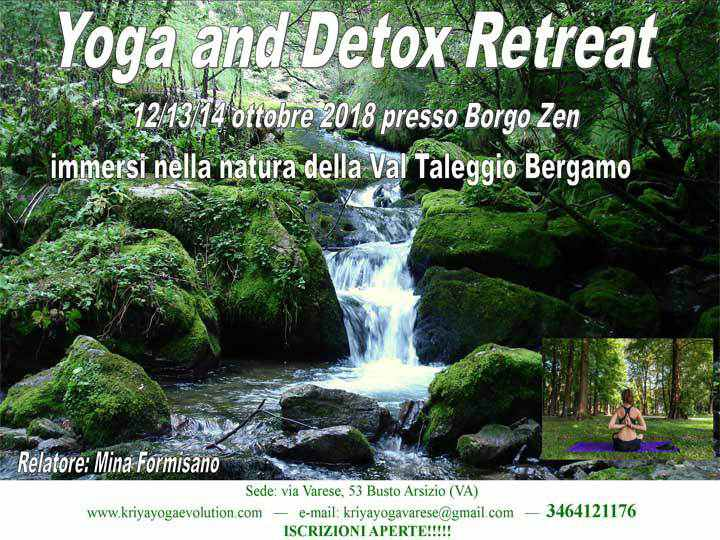 YOGA AND DETOX RETREAT