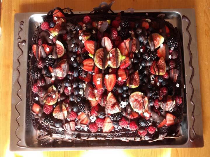 torta di fichi-ricette di mina-yoga busto evolution-mina in cucina-