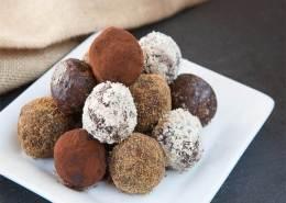 tartufini al cioccolato-mina formisano-ricette di mina-mina in cucina-kriyayogaevolution-fulvio falsanito
