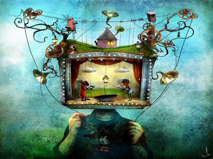 la mente illusoria-kriyayogaevolution-mina formisano-fulvio falsanito-yoga busto