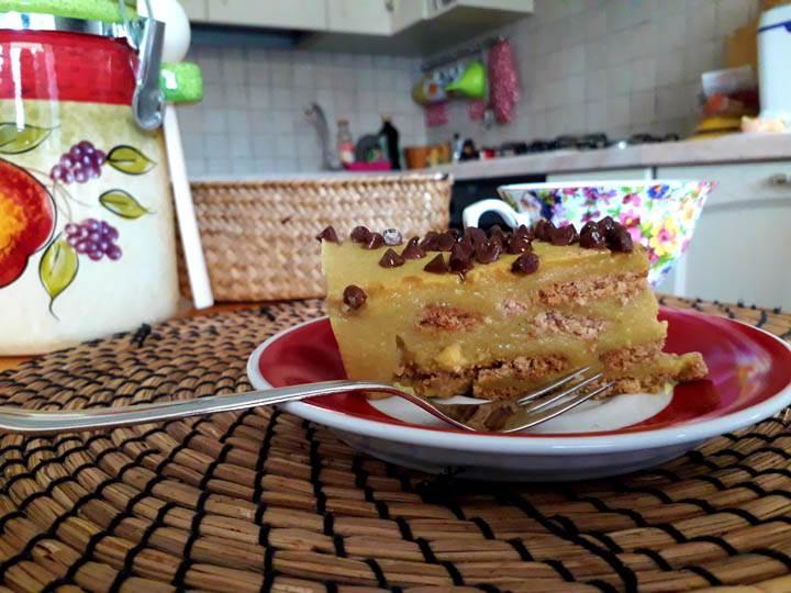 torta al cocco-ricette torte-torta dolce-ricette di mina-mina in cucina-yoga busto-kriyayogaevolution-mina formisano-fulvio falsanito