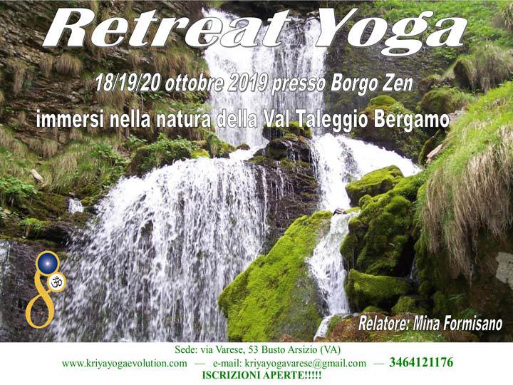 retreat yoga 2019 @ borgo zen | Lombardia | Italia
