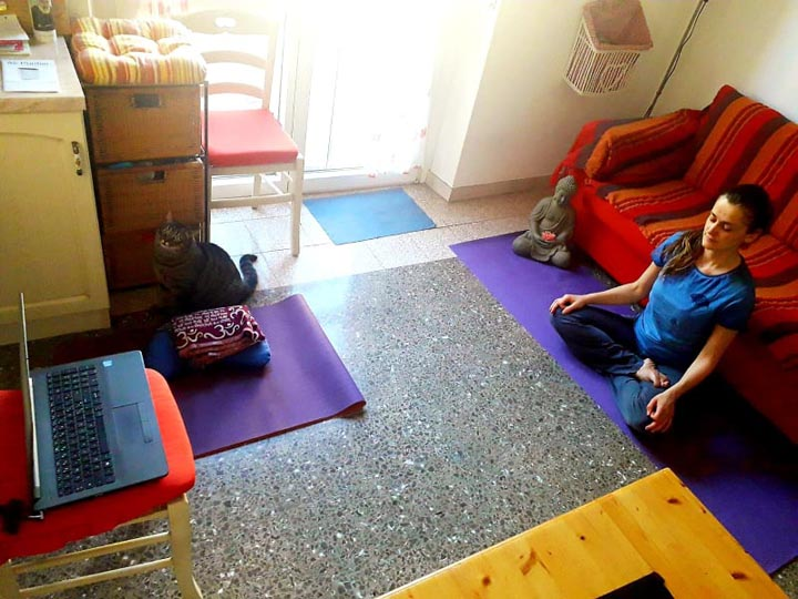 praticare a casa-yoga busto-kriyayogaevolution-mina formisano-fulvio falsanito-yoga-yoga in streaming